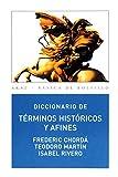 Diccionario de términos históricos y afines (Básica de Bolsillo)
