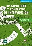 Discapacidad y contextos de intervención