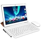 Tablet 10 Pulgadas 8 Core - TOSCiDO Android 10.0 Certificado por Google GMS 4G LTE Tablets,4GB de RAM y 64 GB,Dobles...