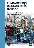 Fundamentos de Geografía Humana (Manuales)