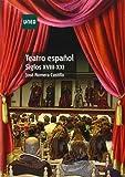 Teatro español. Siglos XVIII-XXI (GRADO)
