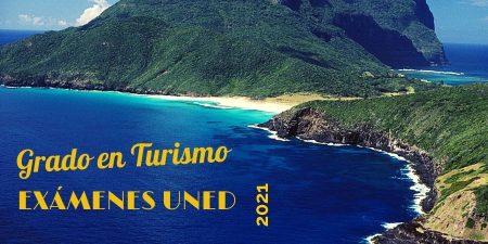 Fechas y horarios de los exámenes uned 2021 grado en turismo
