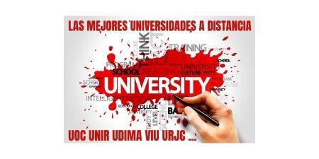 Las mejores universidades a distancia