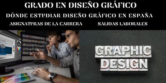 Grado en diseño gráfico