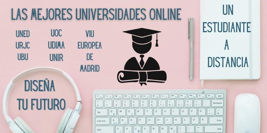 universidades en las que puedes estudiar a distancia