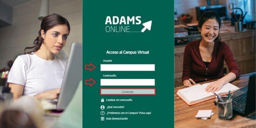 Adams es otra de las plataformas que ofrecen cursos online gratis