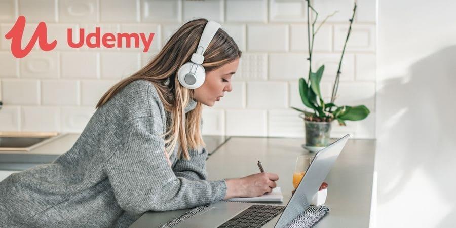 Cursos gratuitos online en la plataforma Udemy