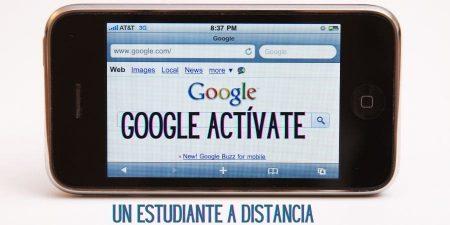 Cursos gratis de Google Actívate
