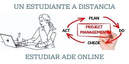 Estudiar ade online